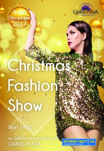 Dnipro Fashion Days «Christmas show»!