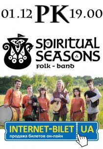 Spiritual Seasons folk-band