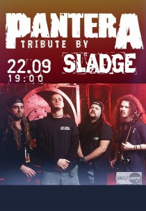 Pantera Tribute by SLADGE