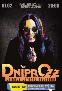 DniprOzz (tribute to Ozzy Osbourne)